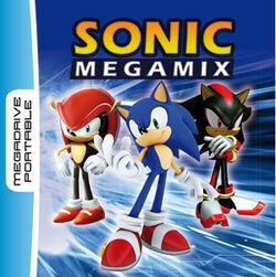 Sonic Megamix ru mdp cover