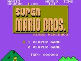 Super Mario Bros. (X68000)