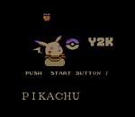 Pikachu Y2K-0