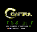Contra 168 in 1