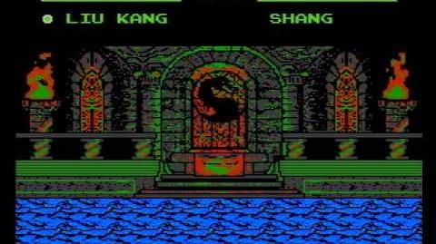 Mortal Kombat Trilogy (MK5) (NES Pirate Game) Gameplay
