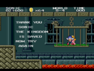 Sonic Jam 6 Ending Death Glitch