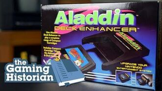 Aladdin Deck Enhancer Gaming Historian