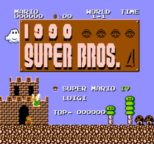 Super Mario Bros. 4 (FDS Conversion)(Unl)-!--0