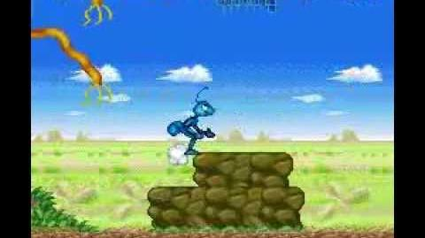 Bug's life for SNES