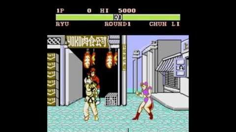 Master Fighter II (YOKO) (NES Pirate Game) OST'S