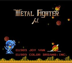Metalfighter