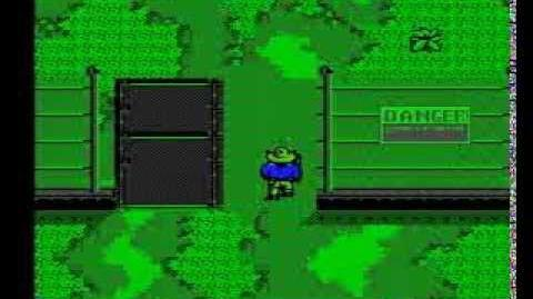 The Lost World - Jurassic Park (NES Pirate Game)-0