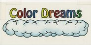 Early Logo Color Dreams Nina Stanley