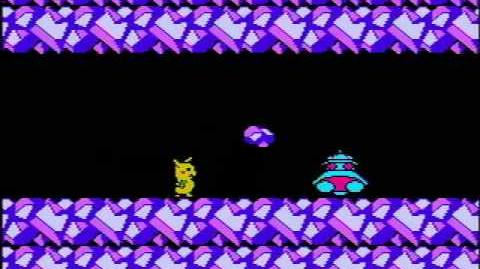 -NES- Pokemon II (Hack) - intro, final battle, ending