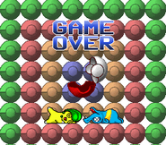 Pokemon Gold Silver - Game Over