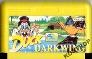 Darkwing Duck Golden Gard Cartridge