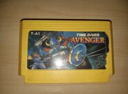 Time diver avenger T-A1