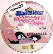 WarioWare Smooth Moves Wii Ben Disc