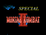 Mortal Kombat II Special