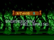 The Lion King 3 - Stage 3 - Underground Wellspring