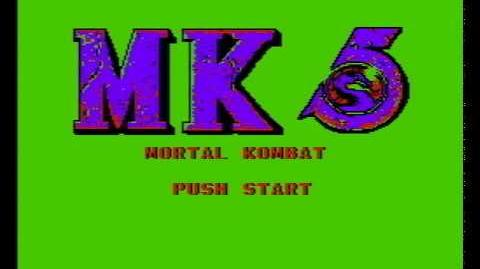 Mortal Kombat Trilogy (MK5) (Dendy Де́нди Pirate Game) Gameplay