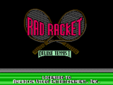 Rad Racket: Tennis Deluxe II