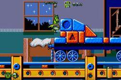 Shrek 2 gameplay