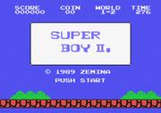 SuperBoyIItitle