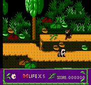 Panda Baby Gameplay