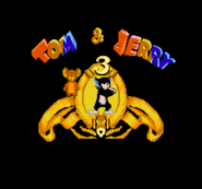 Tom & Jerry 3 - MGM logo