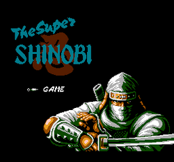 Super Shinobi