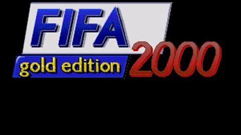 FIFA Soccer 2000 Gold Edition - (Mega Drive) - Completo