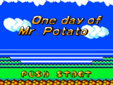 One Day of Mr. Potato
