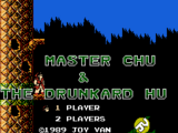 Master Chu and the Drunkard Hu