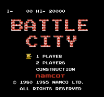 Battle City (J)