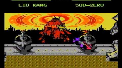 Mortal Kombat Trilogy (MK5) (Shitty NES Pirate Game) Stage Theme Change (TEST ONLY)