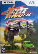 Excite Truck Wii Ben Front Case