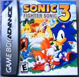 Sonic3FighterSonic Box