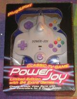 Power Joy Classic TV Game