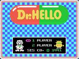Dr. Hello