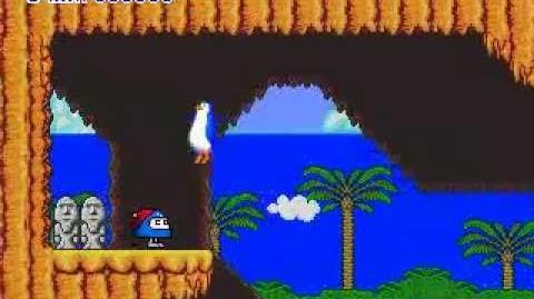 Madagascar - operation penguin for Mega Drive