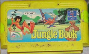 The Jungle Book Golden Gard Cartridge Variation 1