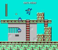 Mega Man gameplay