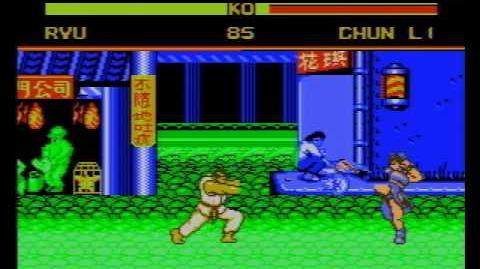 Street Blaster II Pro (NES Pirate Game) Glitch & Fail