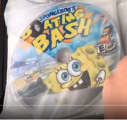 Spongebob boating bash wii ben
