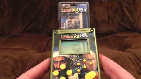 POP Station Watch- Laden vs USA - Ashens