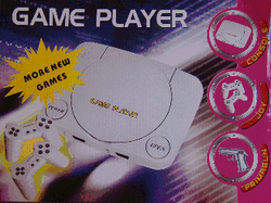 Game Player Console