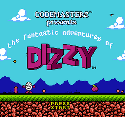 The Fantastic Adventures of Dizzy 070