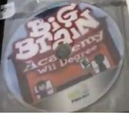 Big Brain Academy Wii Degree Wii Ben Disc