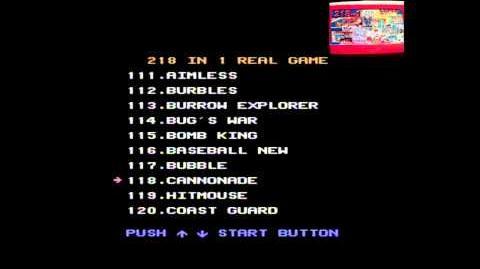 NES 218 in 1 Multicart-0