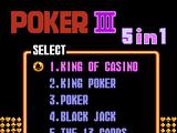 Poker 3: 5-in-1