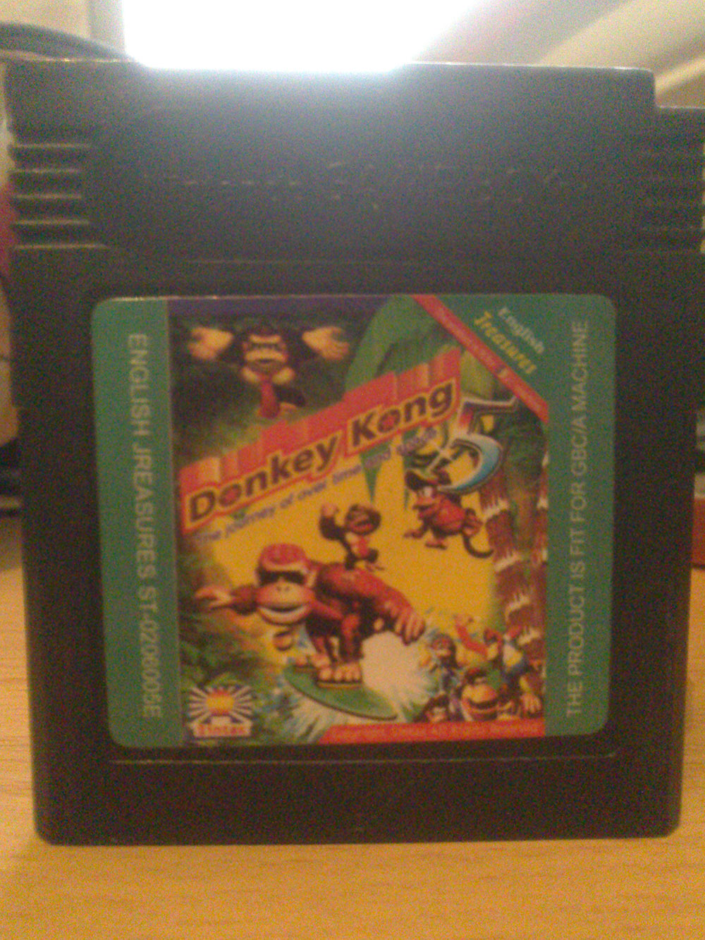 Donkey Kong 5: The Journey of Over Time and Space | BootlegGames