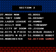 Action 52 Prototype Menu-3