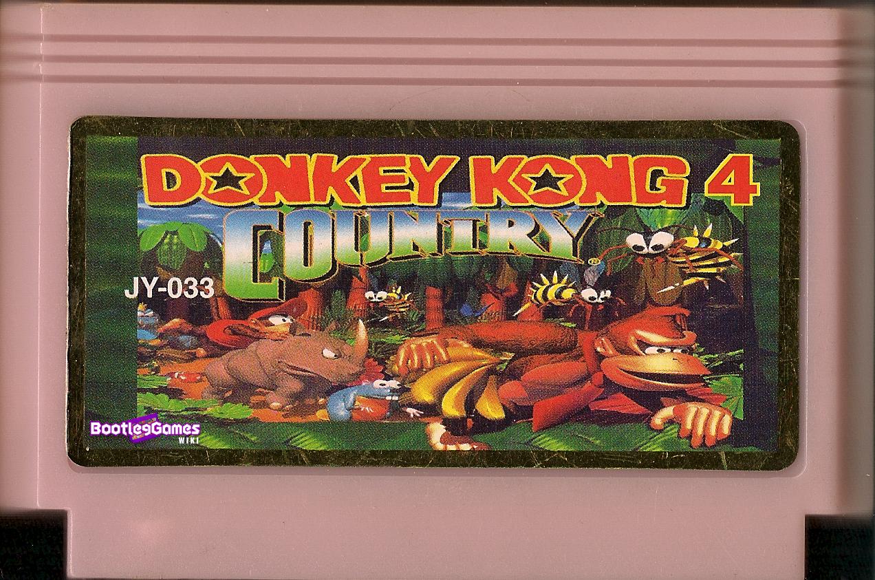 donkey kong nes roms